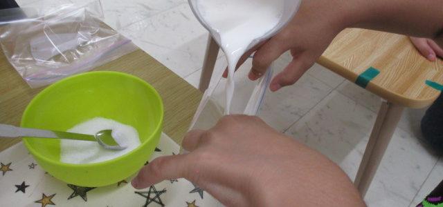 皆大好きアイスクリーム作り🍦(*^▽^*)